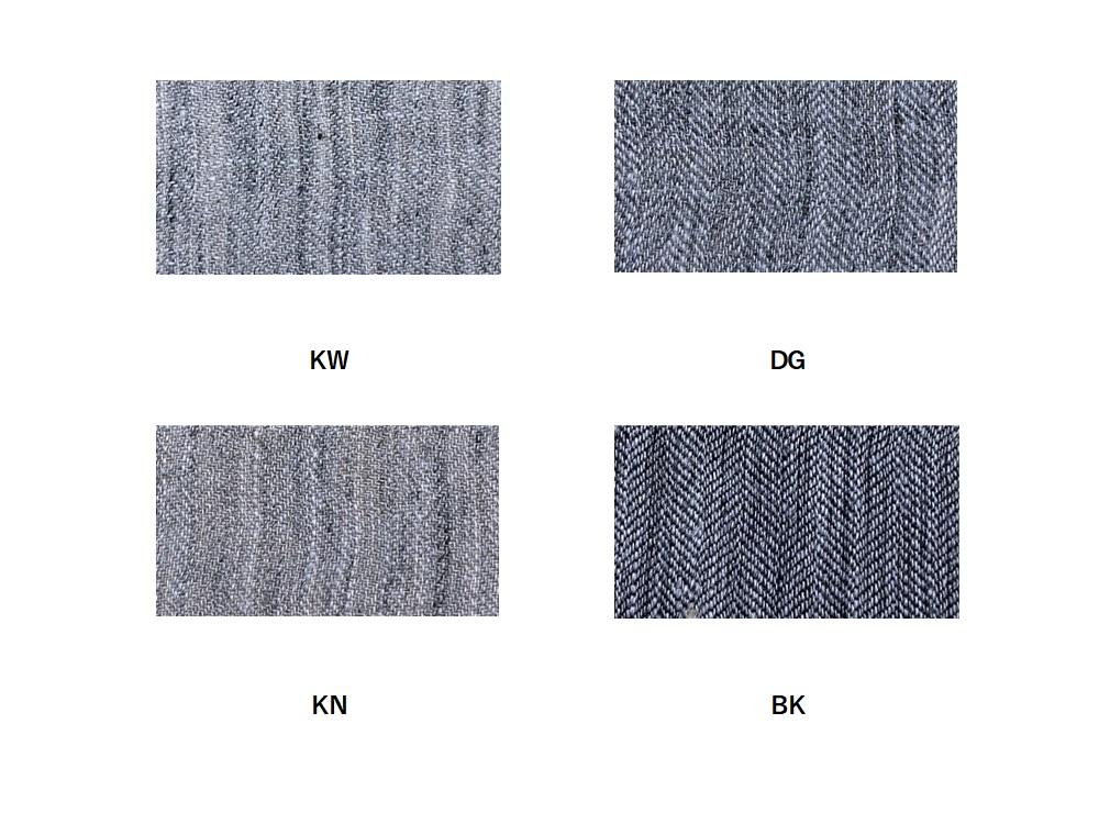 1/40リネン杢糸ヘリンボン・吉美の衣 メイン画像2